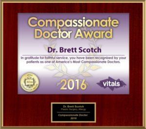 2016 Compassionate Award