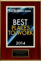 Best Places to Work 2014 - Scotch Institute of Ear Nose & Throat